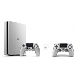 Sony PS4 500GB Silver+Extra...