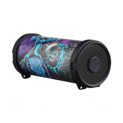 MARVEL BLACK PANTHER SPEAKER MV-1003-BP1