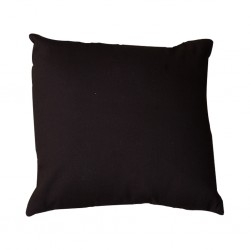 Black Printed Cushions 40x45 cm