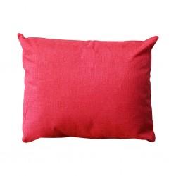 Coral Plain Cushions 55x55 cm