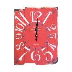 Rush Clock 41x30cm B18-B21