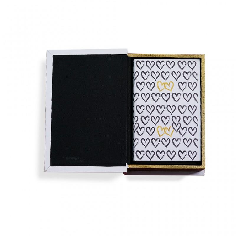Hearts Book Box B41-B44