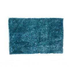 Sea Blue Bath Mat Bubble Glossy I1-I15