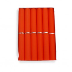 Orange Place Mat 6 pcs D46-D49