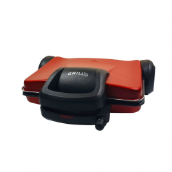 """Grill'O T38E Red Contact Grill """"O"""""""
