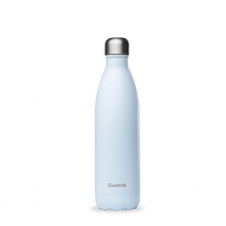 "Qwetch QD3201 PastelBlue 750ml S/S Water Bottle""O"""