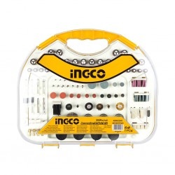 Ingco Akmg2501 250Pcs Accessories  Of Mini Drill