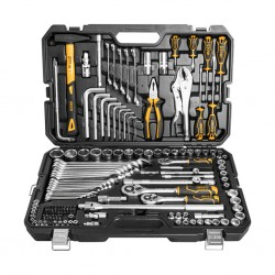 Ingco Hkthp21421 142 Pcs Combination Tools Set