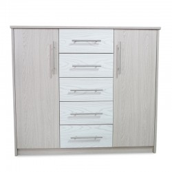 Max Chest of Drawer Melamine MDF