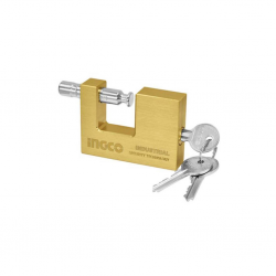 Ingco Dbbpl0602 Heavy Duty Brass Block Padlock