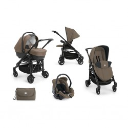 Cam Combi Tris Modular System - Brown/Choco