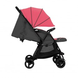 Cam Curvi Stroller - Pink/Grey