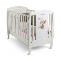 Cam Wooden Bed - Col 240 Orso