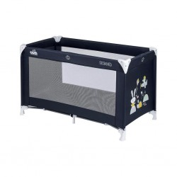 Cam Sonno Travel Cot - Lovely Friends(Navy)
