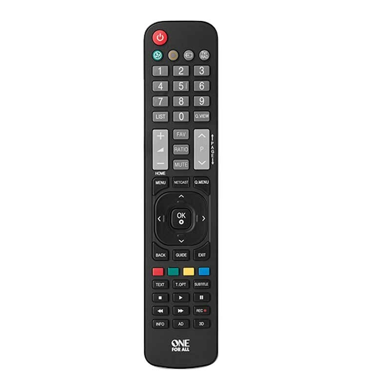 One For All URC-1911 LG Replacement Remote Control