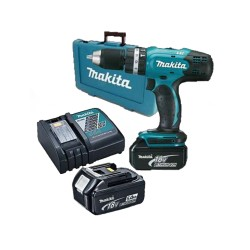 Makita Pmkct-Dhp453St C/Less Hammer Driver Drill