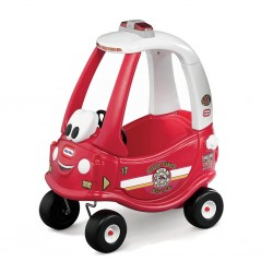 Little Tikes Ride 'n Rescue Cozy Coupe w/o
