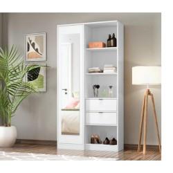 Multipurpose Cabinet 1DR/2Drws