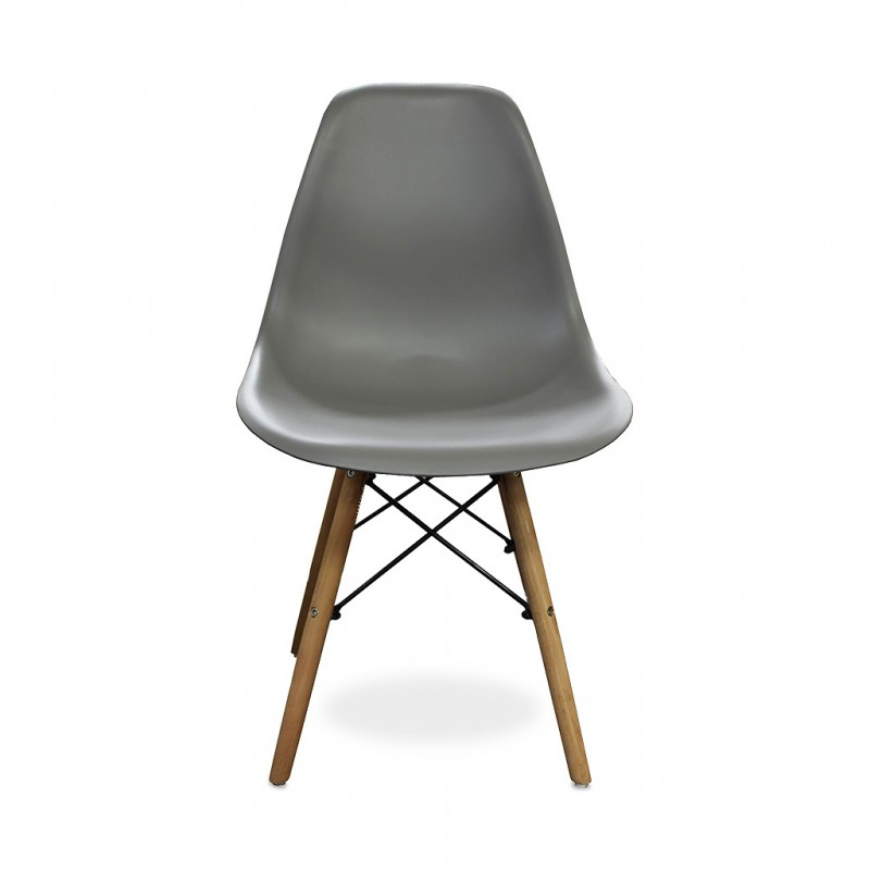 Grace Chair Grey PP Seat