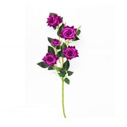 Flower 89 cm purple