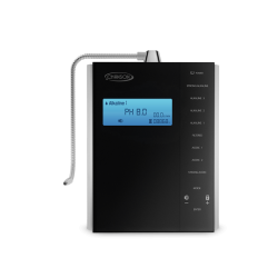 "Chanson PLA702 Miracle Max Blk 2YW Water Ionizer ""O"""