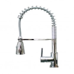 Diplomat Mixer Tap Extended Pipe Spray Rain Drop Water Flow 6060