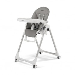 Peg Perego Baby Highchair Follow Me Ice