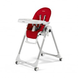 Peg Perego Baby Highchair Follow Me Fragolia