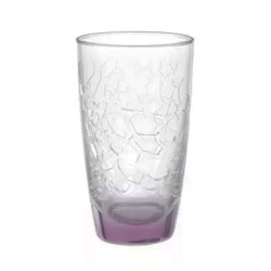 "Ocean 465ml 2pcsSet IndigoReflection Drink Glass ""O"""