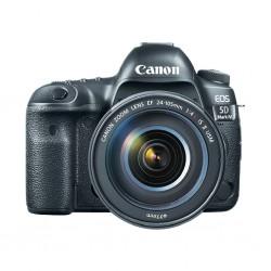 Canon EOS 5D Mk IV & 24-105 L Mk II Lens (30 MP)
