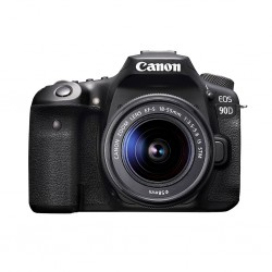 Canon EOS 90D & 18-55 IS STM (30 MP)