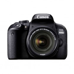 Canon EOS 800D (24 MP) Double IS Kit
