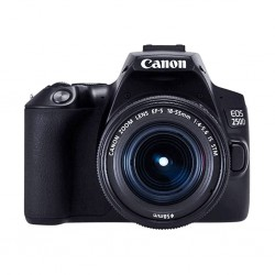 Canon EOS 250D (24 MP) Essential Travel Kit