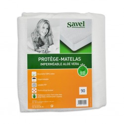 Savel Aloe Vera Matrress Protector 90x190cm
