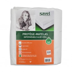 Savel Aloe Vera Matrress Protector 150x190cm