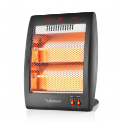 Techwood TCG-806 800W 2YW Quartz Heater