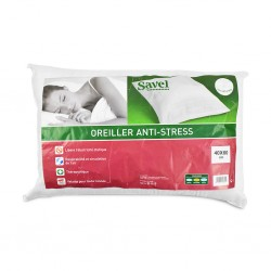 Savel Pillow Fiber Anti-Stress Soft 40x60 cm