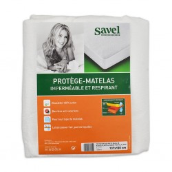 Savel Terry Matrress Protector R-6 PU 137x190 cm