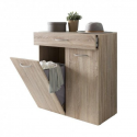 Bloom Laundry Cupboard with 2 L.Boxes