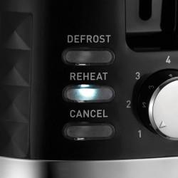 Morphy Richards 220021 Dimension BK 2Slice Toaster