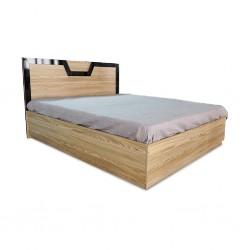 Diego Bed 150x190 cm Melamine MDF