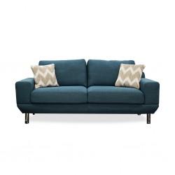 Delance sofa 3+2 Fabric Milford Indigo Col