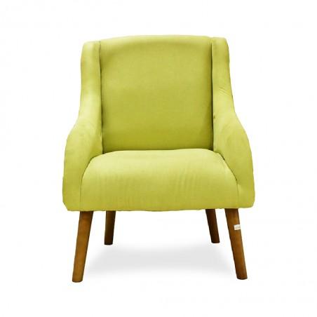 Castellina Accent Chair Citrus Fabric