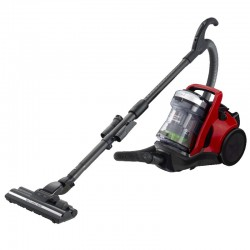 Hitachi CV-SC22 Brilliant Red 2L Bagless V/Cleaner