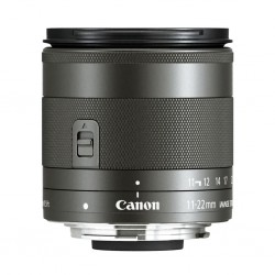 Canon EF-M 11-22mm f 4-5.6 IS STM
