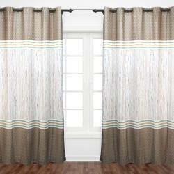 Cappucino Curtain 200x257cm Polycoton 296-300 Huo-27
