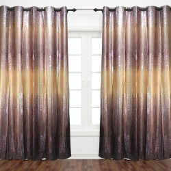 Sparkle Curtain 200x257cm Polyester 136 Huo-16