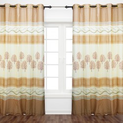 Autumn Curtain 200x255cm Polycoton 316-317 Huo-45