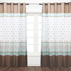 Woody Curtain 200x254cm Polycoton 438 Huo-20