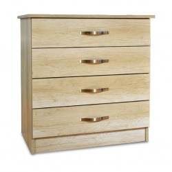 Magnum Chest of Drawers MDF Tropical Ash